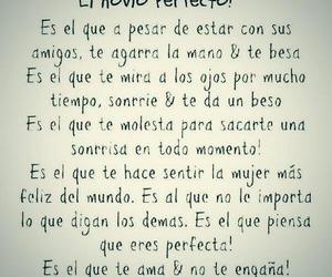 love, novio, and perfect image