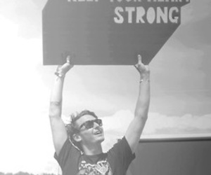 ben howard and quote image