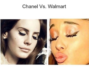 ariana grande, lana del rey, and chanel image