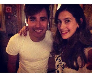 clara alonso and jorge blanco image