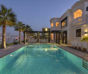 Dubai, garden, and home image