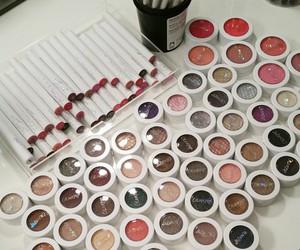 beauty, eyeshadow, and cosmetics image