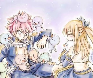 fairy tail, nalu, and Lucy image