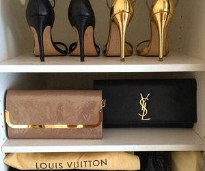 fashion, shoes, and Louis Vuitton image