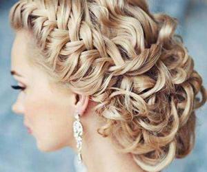 cool, peinado, and elegante image