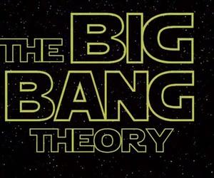 star wars, tbbt, and the big bang theory image