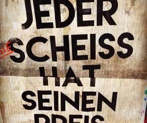 deutsch, preis, and dinge image