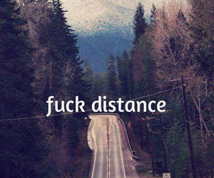 city, distance, and fuck image