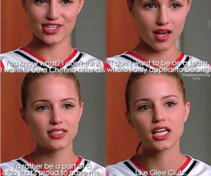 glee and quinm image