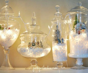 christmas, decoration, and ideas image