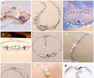 bracelet, fashion, and newfashion image