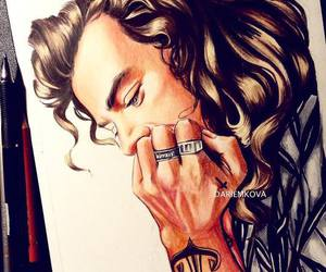 harry+styles and harry image