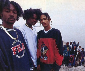 90s, hiphop, and rap image