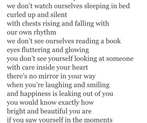beautiful, quote, and self love image