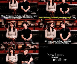 himym, ted mosby, and how i met your mother image
