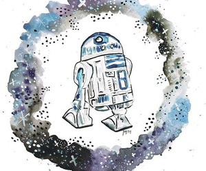 r2-d2 and star wars image