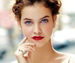 barbarapalvin, beautiful, and redlips image