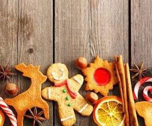 christmas, dessert, and tumblr image