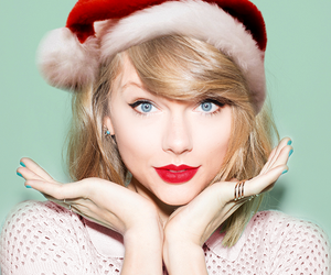 Taylor Swift, taylor, and christmas image
