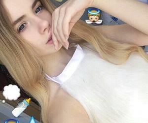 girl, tumblr, and joanna kuchta image