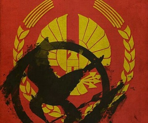 panem, the hunger games, and hunger games image