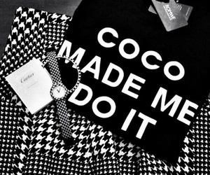 fashion, coco, and style image