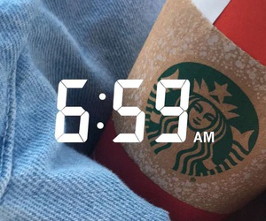 indie, jean, and starbucks image