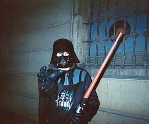 star wars, darth vader, and hipster image