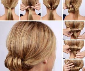 diy, diy tutorials hair, and hairtutorials image