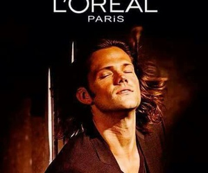 supernatural, jared padalecki, and hair image