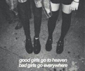 grunge, quote, and bad girls image