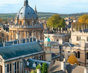 oxford and university image