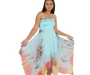 fashion, onlineshopping, and partyweardresses image