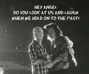 hey angel, one direction, and liam payne image