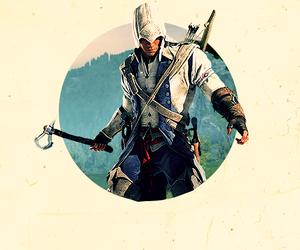 assassins creed 3 and connor kenway image