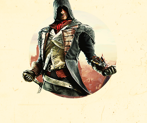assassin's creed, arno victor dorian, and ac unity image