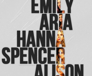pll, alison, and aria image