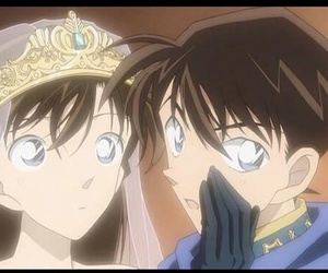 ran and shinichi image
