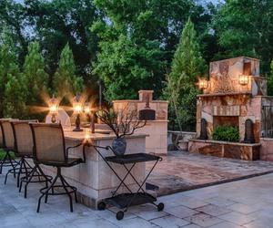 beautiful, garden, and outdoor image