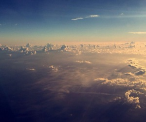 beautiful, clouds, and cold image