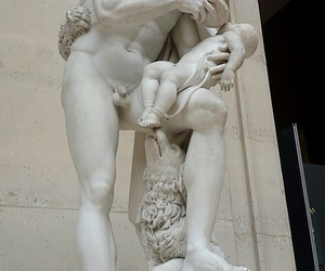 goal, Relationship, and sculpture image