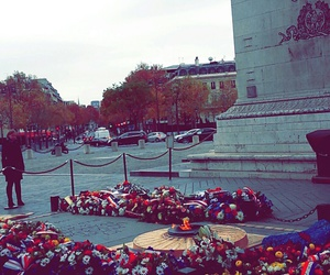 attack, paris, and france image