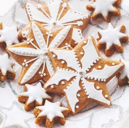christmas, Cookies, and love image
