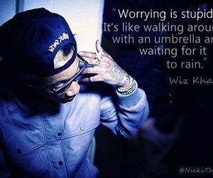 rain and wiz khalifa image