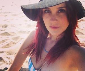 sweet, beach, and dulce maria image