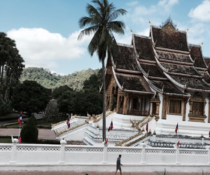 Laos, travel, and traveller image