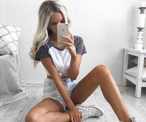 cool, dress, and fit image