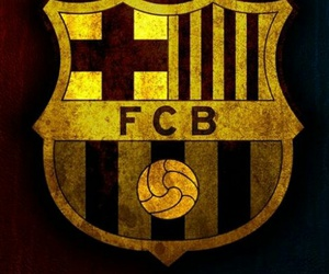 football and fcb image