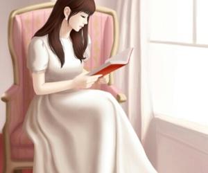 art girl, Enakei, and illustration girl image