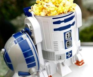 star wars and popcorn image